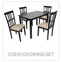 COS-ECON DINING SET
